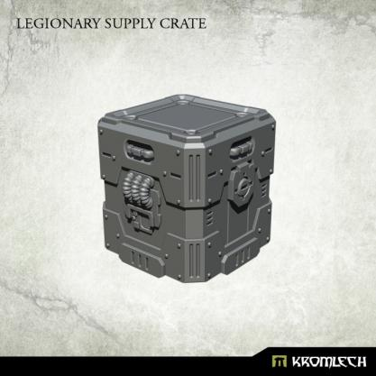 Kromlech Conversion Bitz: Legionary Supply Crate