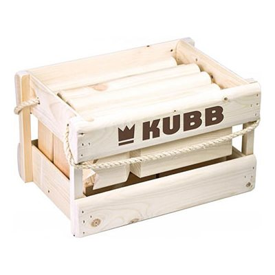 Kubb (Original in Wood Case)