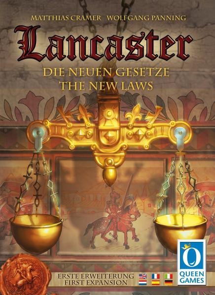 Lancaster: The New Laws Expansion
