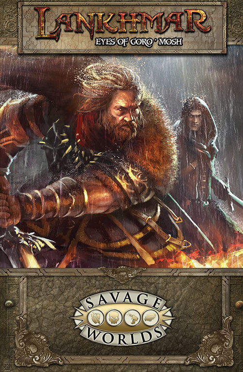 Lankhmar: City of Thieves GM Screen with Adventure