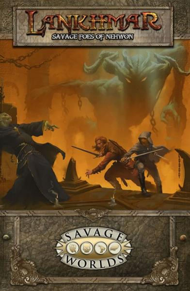 Lankhmar: Savage Foes of Nehwon