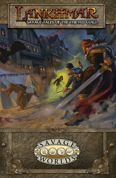Lankhmar: Savage Tales of the Thieves Guild (HC Limited Edition)