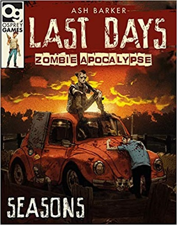Last Days: Zombie Apocalypse - Seasons [Damaged]