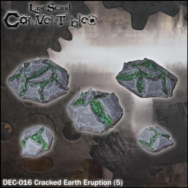 Last Stand Convertibles Bitz: Cracked Earth Eruption (5)