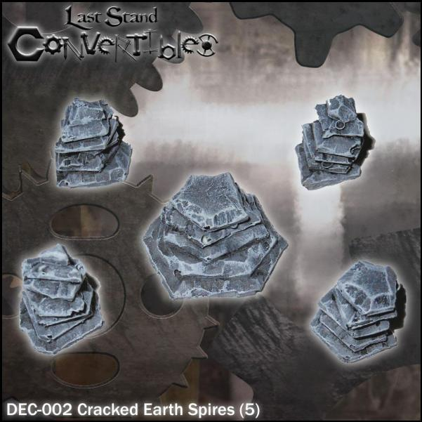 Last Stand Convertibles Bitz: Cracked Earth Spires (5)