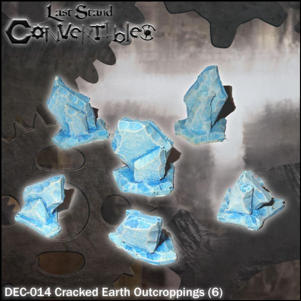 Last Stand Convertibles Bitz: Cracked Earth Outcroppings (6)