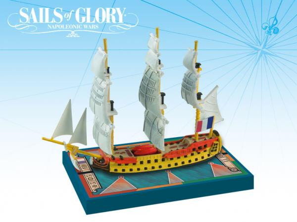 Sails of Glory: Le Berwick 1795 S.o.L. French Ship Pack