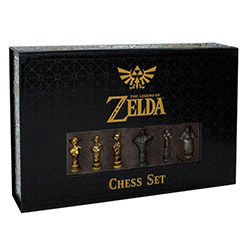 Legend of Zelda: Chess Set