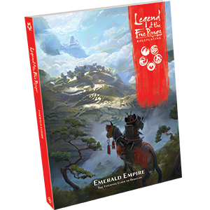 Legend of the 5 Rings: Emerald Empire