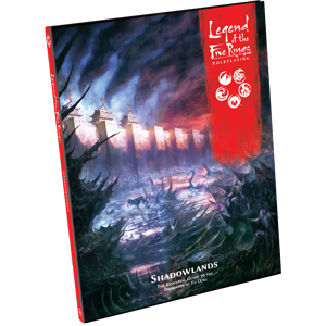 Legend of the 5 Rings Roleplaying: Shadowlands