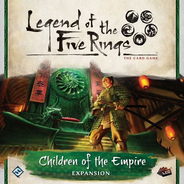 Legend of the Five Rings The Card Game: Children of the Empire