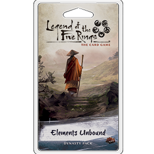 Legend of the Five Rings The Card Game: Elements Unbound