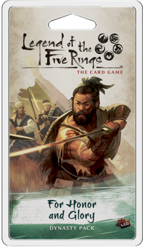 Legend of the Five Rings The Card Game: For Honor and Glory [SALE]