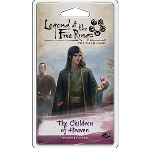 Legend of the Five Rings The Card Game: The Children of Heaven