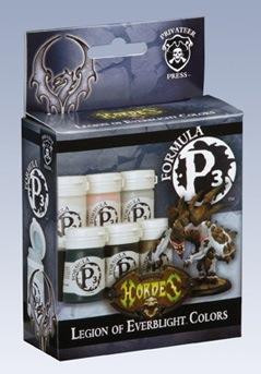 Hordes: Formula P3 - Box Set: Legion of Everblight