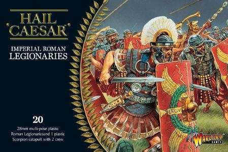 Hail Caesar: Imperial Romans: Legionaries (New Version)
