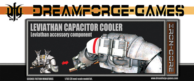 Dreamforge Games: Leviathan Capacitor Cooler
