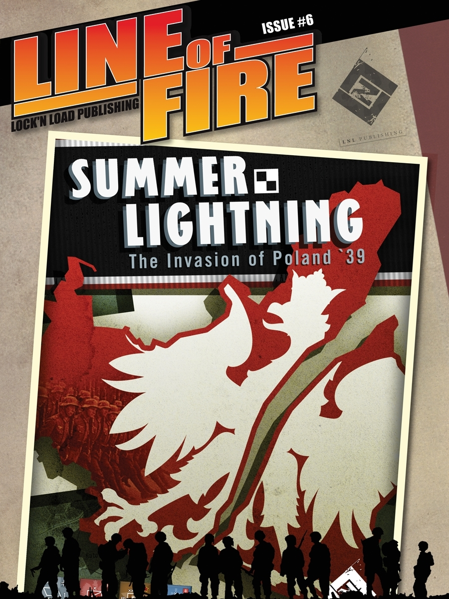 Line of Fire Magazine #006