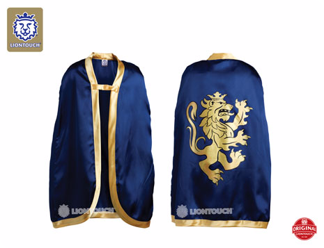 Liontouch: Knight Cape- Noble Knight (Blue)