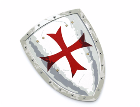 Liontouch: Knight Shield- Maltese