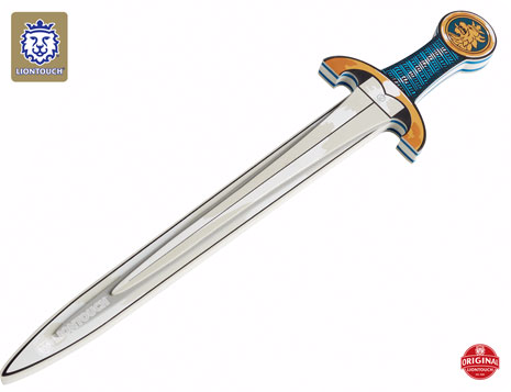 Liontouch: Knight Axe- Noble Knight (Blue)