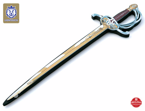 Liontouch: Musketeer Sword