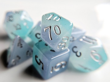 Little Dragon: Elemental Dice- Air