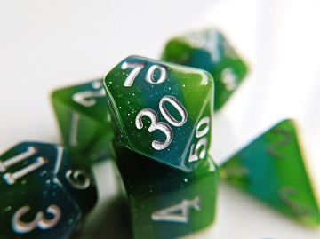 Little Dragon: Elemental Dice - Earth
