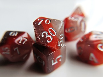 Little Dragon: Elemental Dice - Ember