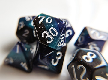 Little Dragon: Elemental Dice - Ether