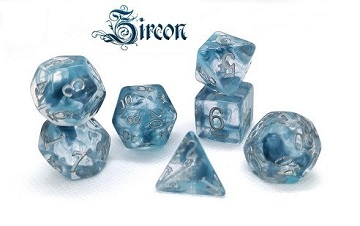 Little Dragon: Nebula Dice- ZIRCON