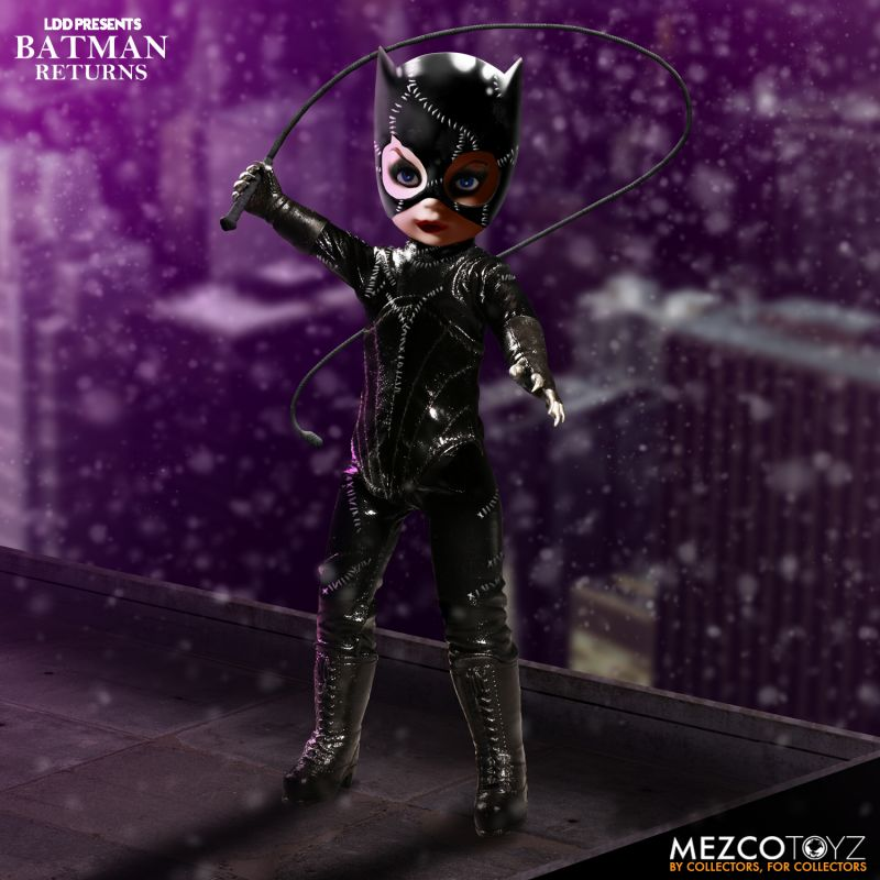 Living Dead Dolls: Batman Returns Catwoman