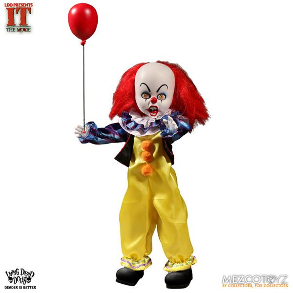 Living Dead Dolls: IT 1990 - Pennywise
