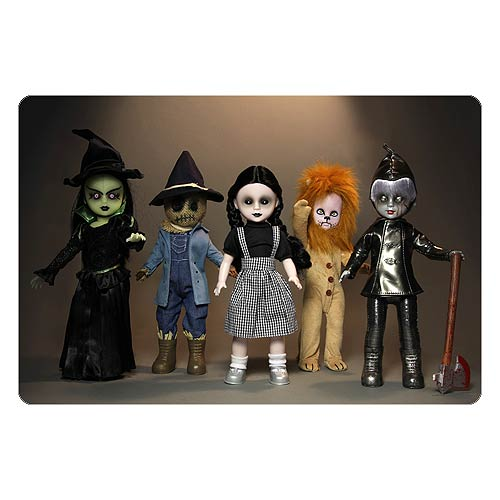Living Dead Dolls: Oz- Scarecrow