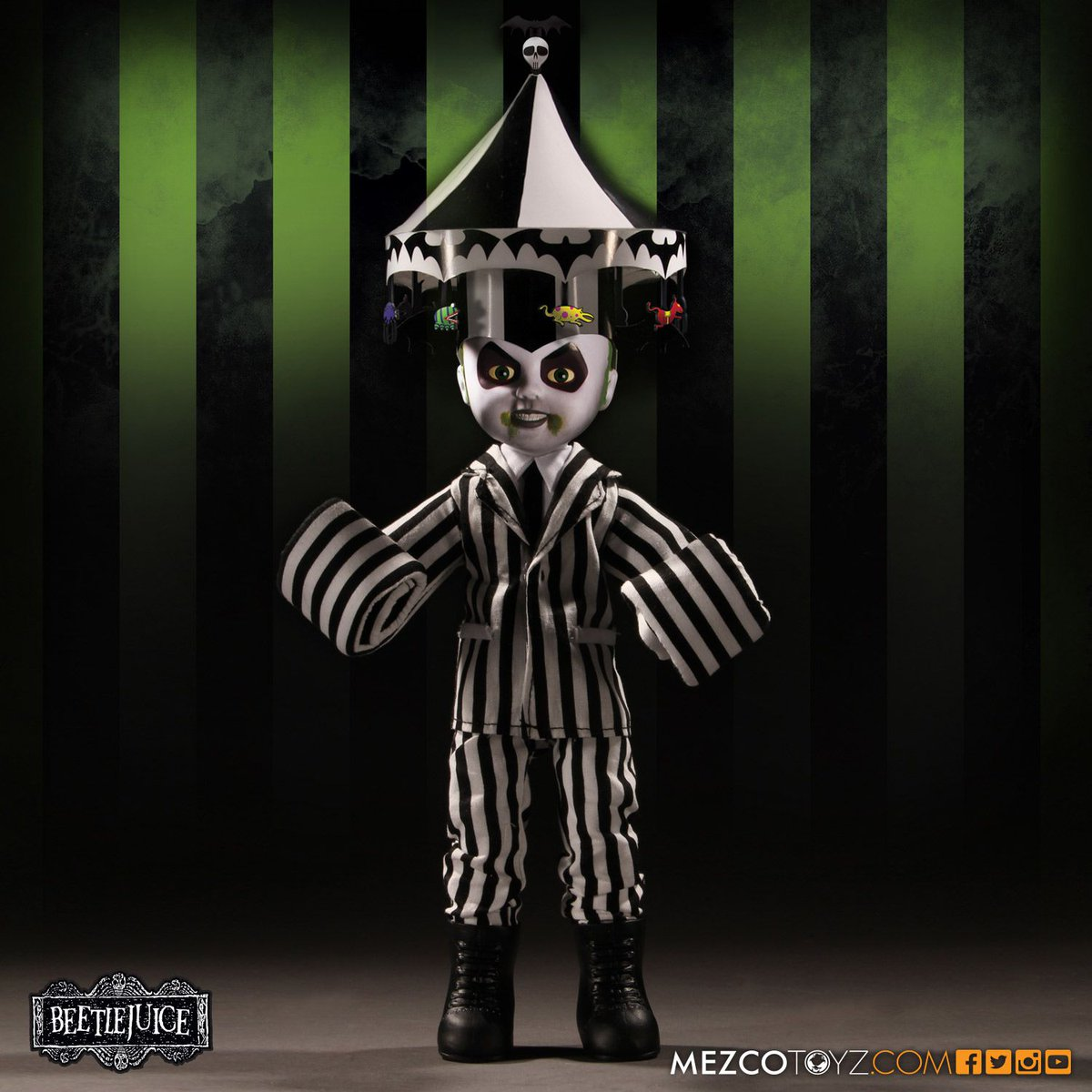 Living Dead Dolls: Showtime Beetlejuice