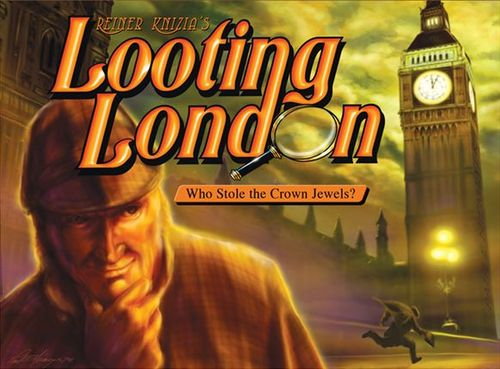 Looting London [SALE]