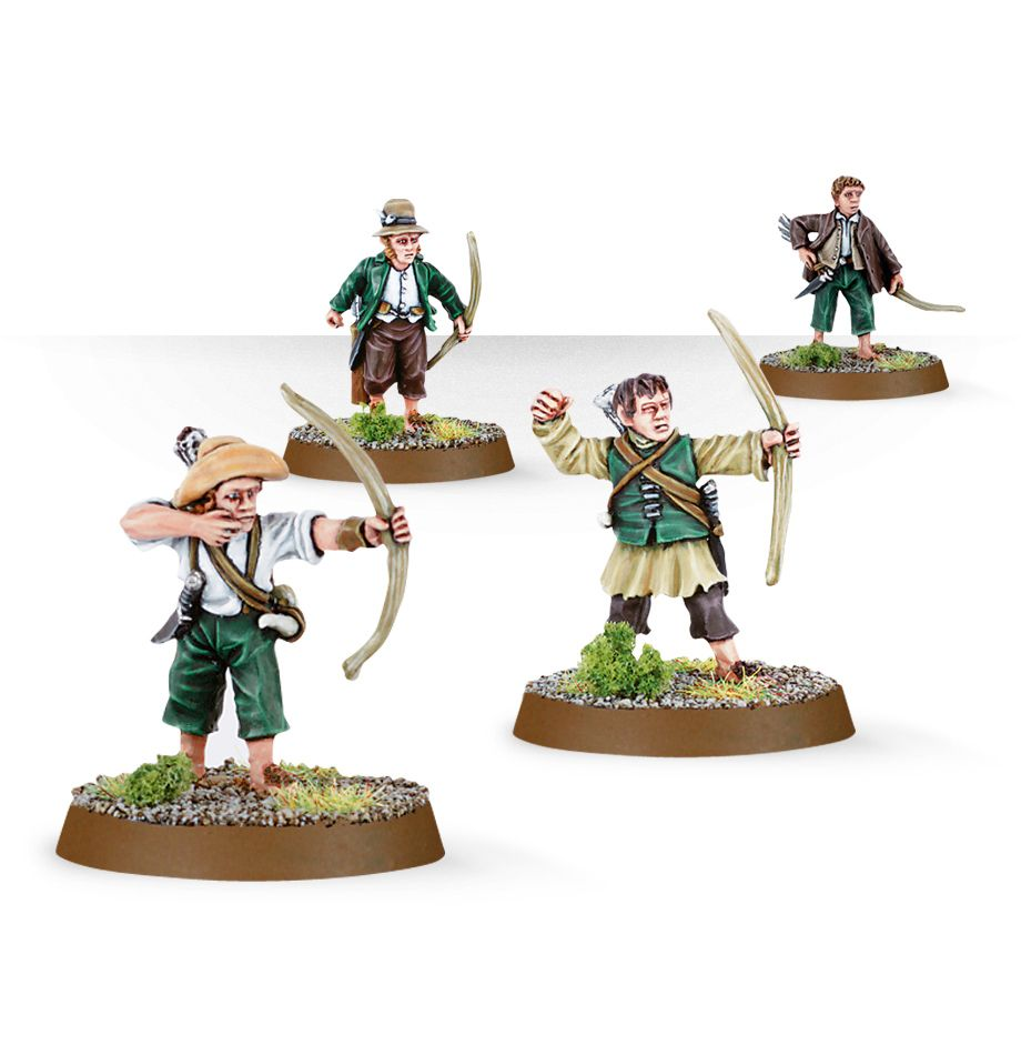 Lord Of The Rings: Hobbit Archers