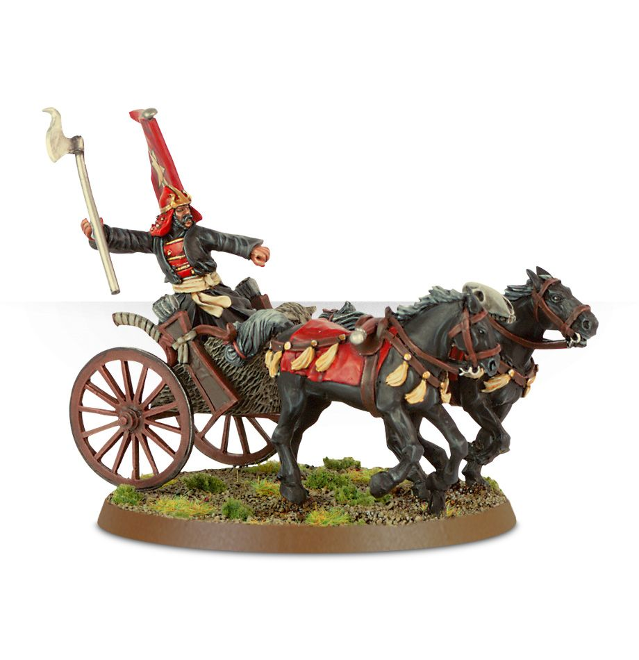 Lord Of The Rings: Khandish Charioteer