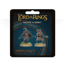 Lord Of The Rings: Mauhúr and Vraskû
