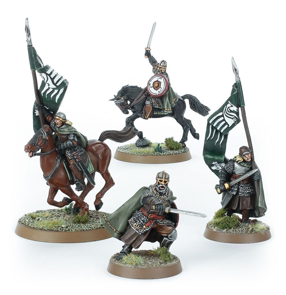 Lord Of The Rings: Mounted Rohan Command