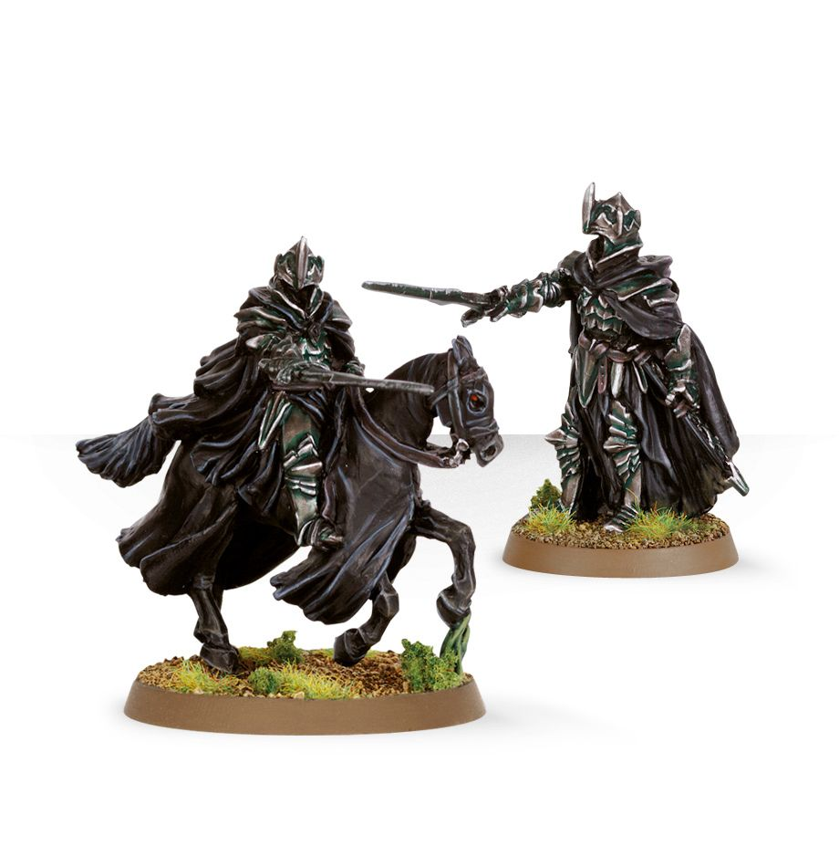 Lord Of The Rings: The Dark Marshal (Foot & Mounted)