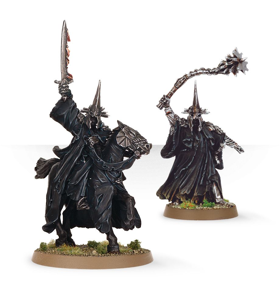 Lord Of The Rings: The Witch-king of Angmar (Foot & Mounted)