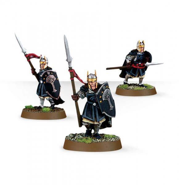 Lord Of The Rings: Númenor Spearmen