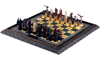 Lord of the Rings Complete Chess Collection (Set 2)