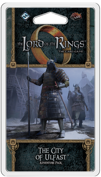 Lord of the Rings The Card Game: The City of Ulfast