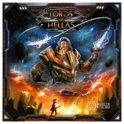 Lords of Hellas [Damaged]