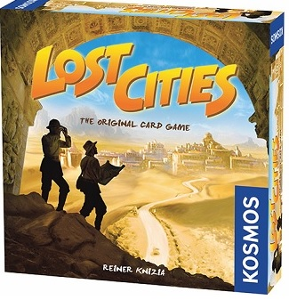 Lost Cities (With 6th Expedition Expansion)