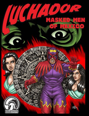 Luchador: Masked Men Of Mexico