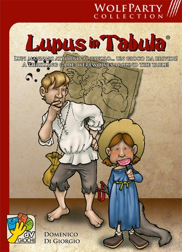 Lupus in Tabula (SALE)
