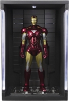 MARVEL IRON MAN MARK VI with HALL OF ARMOR SET (S.H.FIGUARTS Action Figure)